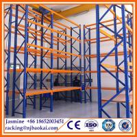 China Medium heavy duty wooden panel longspan shelving wholesale