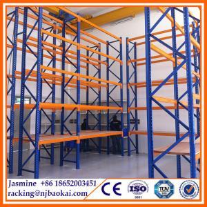 Buy cheap Medium heavy duty wooden panel longspan shelving from wholesalers