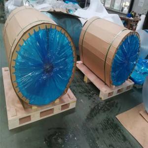 China Finstock Industrial Aluminum Foil Rolls Auto AC Water Tank Refrigerator wholesale