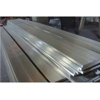 China Black Finish 904L Stainless Steel Flat Bars ASTM SGS , Thickness 2mm - 20mm wholesale