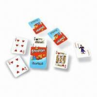 China Playing Card Set, Suitable for Birthday, Festival and Promotional Purposes wholesale