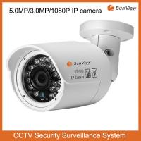China IP Megapixel HD 720P IR lens IR H.264 dahua dual stream bullet Security Network ip camera on sale
