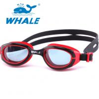 China Uv Protection Swimming Goggles Mirror Lens wholesale