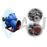 China Double Suction Volute Pump , Volute Casing Centrifugal Pump For Stagnant Water wholesale