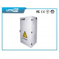 China Corrosion Resistant Telecom Power Supply Online UPS 6KVA / 4200W Outdoor UPS System wholesale