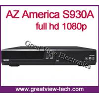 Buy cheap Nagra 3 HD DVB-S2 satellite receiver AZ America S930A for South America from wholesalers