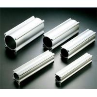 China Electrophoretic Aluminum Extruded Cylinder Shell , 6061 Aluminum Dovetail Extrusion wholesale