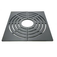China Customized floor drain cover Precision Casting Parts with 316 / 304 Stainless steel wholesale