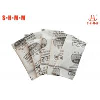 China Professional Humidity Absorber Bags / Moisture Absorber Bags DMF Free , RoHS Certificate wholesale
