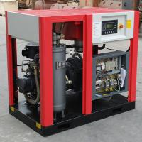 China Electric Yuda Brand Screw Type Air Compressor , Oil Injected Screw Compressor wholesale
