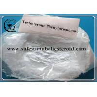 China 1255-49-8 99% Purity Testosterone Phenylpropionate Muscle Growth Steroid Hormone wholesale