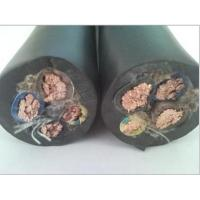 Flexible Drum reeling cable for flexible installation with black jacket