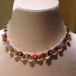 China Bvlgari brand  jewelry diamonds necklace 18kt gold wholesale