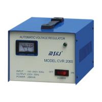 China Universal High Amp Voltage Regulator , CVR Automatic AC Home Voltage Stabilizer / Regulator wholesale