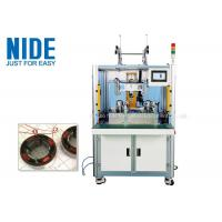 China Automatic Needle Coil Winding Machine Customized For Double - Station Bldc wholesale