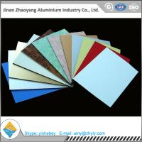China AA3003 1.0mm 1.2mm 1.5mm Aluminium Alloy Sheet PE Pre Painted For Roofing Panel wholesale