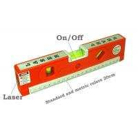 Quality Red Color Multifunction Laser Level with Tape Measure for sale