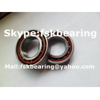 China Bakelite Cage 7006CTA / P5 Angular Contact Ball Bearing For Machine Shaft wholesale