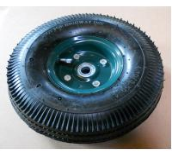 High Quality Rubber Wheel (PR1804)