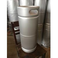 China Silver Stackable 20L Us Keg Of Beer For Brewery wholesale