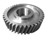 China C45 High precision big Helical Gear Big Straight Tooth Gear of Dryer Kiln with cheap price made in China wholesale