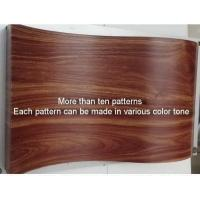China GBT 8624 Corrugated Composite Panels , Hot Insulation Metal Wall Panels wholesale