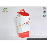 China Special Formed Paper Candy Box , Corrugated Food Boxes Elegant Design wholesale
