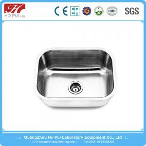 China Large Laboratory Furnirure Water Sink , Durable PP Black Lab Sink wholesale