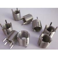 Buy cheap brass keenserts for screw thread repairing in weaker materials from wholesalers