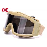 Wholesale Polarized Military Ballistic Tactical Sunglasses , Bolle Tactical Shooting Glasses from china suppliers