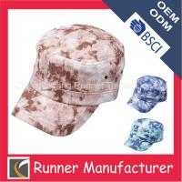 Wholesale Printing Denim Army Cap from china suppliers