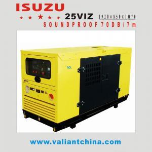 China 25KVA Engine Diesel Genset (VIZ25E) wholesale