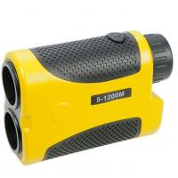 China Portable 5-1200m Laser Range Finder wholesale