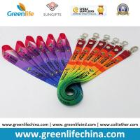 China Heat-transfer Pre-printed Earthfriendly Meeting Lanyard High Quality Neckwear Promotional Gift wholesale