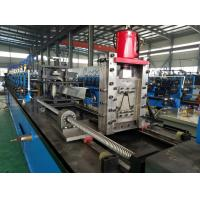 Wholesale High Speed Omega C Z Purlin Roll Forming Machine Drive by Chain 40-50m/min from china suppliers