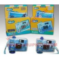 China DISPOSABLE UNDERWATER CAMERA wholesale