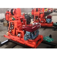 China OEM Portable XY-1A 150 Meters Small Borewell Machine Hydraulic wholesale