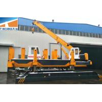 China High Precision Hydraulic Piling Machine , Bored Pile Drilling Rig OEM Service wholesale
