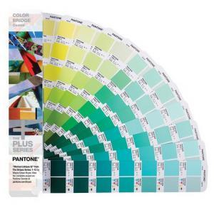 China 2015 Edition PANTONE COLOR BRIDGE®  Coated Color Card wholesale