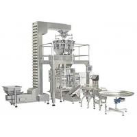 China Vertical packaging machine  with 10 heads weigher wholesale
