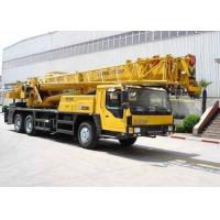 China High Performance Hydraulic Truck Crane , 20 Ton Lifting Telescopic Boom Crane wholesale