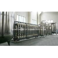 China Mineral Pure Water Making System/Water Treatment Filter (RO-3 UF-3) wholesale