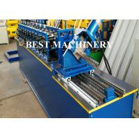 China Flying Saw Furring Channel Roll Forming Machine Gypsum Board 2 Year Warranty on sale