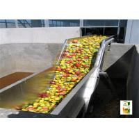 China  Mango / Apple Fruit Juice Processing Line For Gable Top Carton Package  for sale