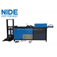 China Induction Stator Copper Coil Winding Machine For 80 - 250 Electric Motor Stator wholesale