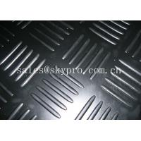 China Nonslip Car rubber flooring mats , Commercial Heavy Duty rubber mat wholesale