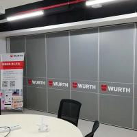 Buy cheap Durable Operable Office Partition Walls , India Conference Room Moveable Door from wholesalers
