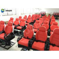 China FCC Incredible 5D Simulator With Surround Sound / Combination Special Effects wholesale