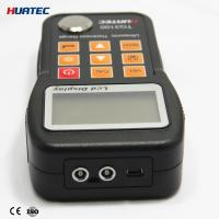 China Scan mode 0.75 - 300mm Ultrasonic Thickness Gauge TG3100 for epoxies, glass wholesale