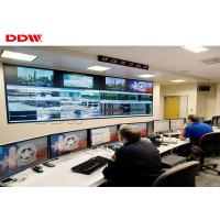 China Indoor advertising display curved video wall  RS232 , HDMI , DVI Signal interface DDW-LW460HN14 on sale